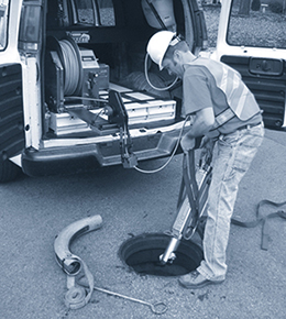 Cctv Video Inspection Sewer Septic Drain Pipeline